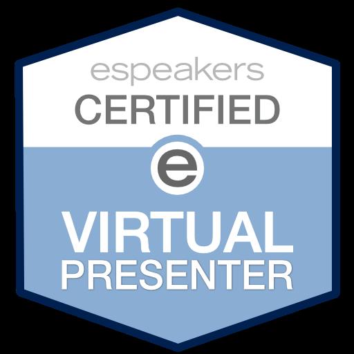 espeakers - Certified e Virtual Presenter