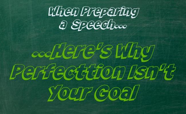 Speech Preparation Skills