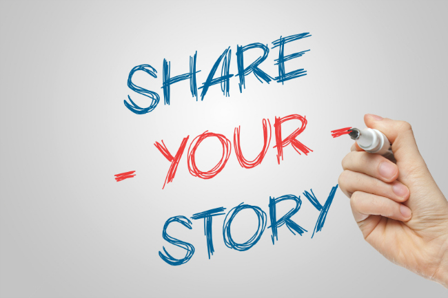 How to extend the power of your stories beyond the podium podcast