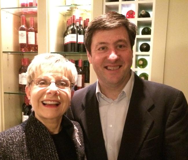 Eamonn O'Brien Interviews Patricia Fripp