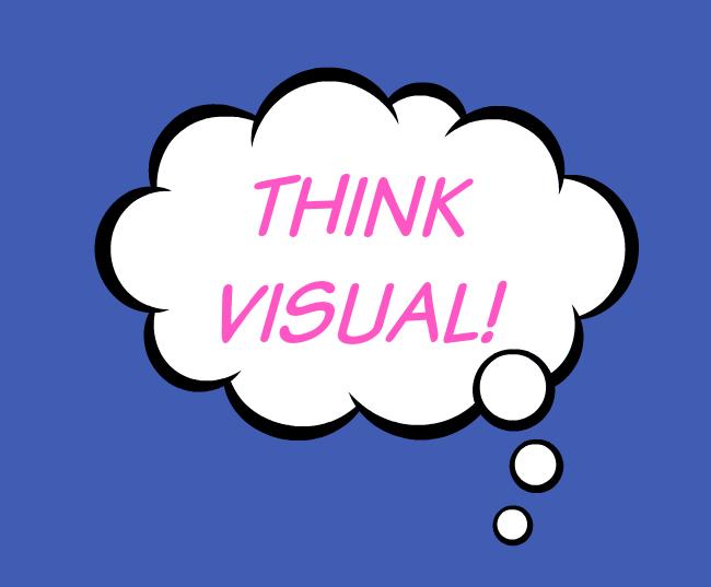 Tell visual stories