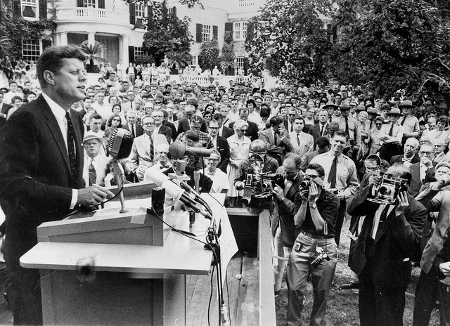 Learn from JFK Public Speaking