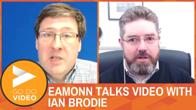 Speaking to camera tips Via Ian Brodie