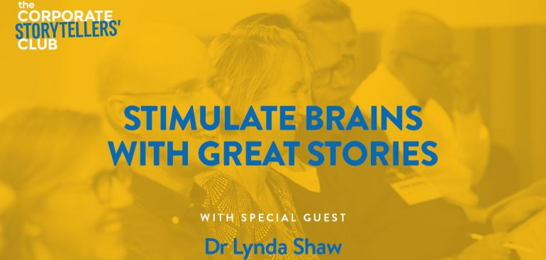 Stimulate brains with story