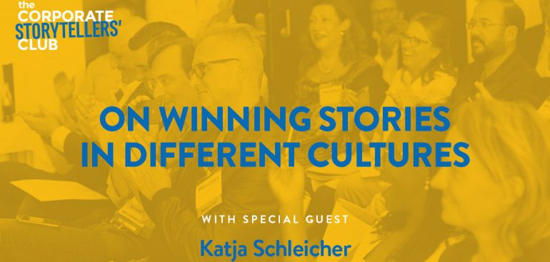 Winning stories and cross cultural communication