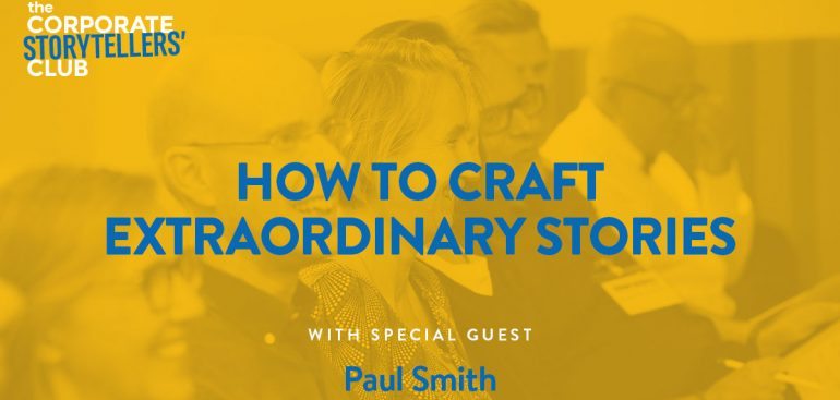 Craft extraordinary stories