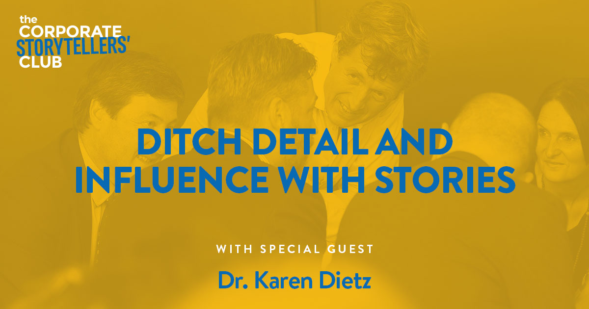 ditch detail and Influence with story