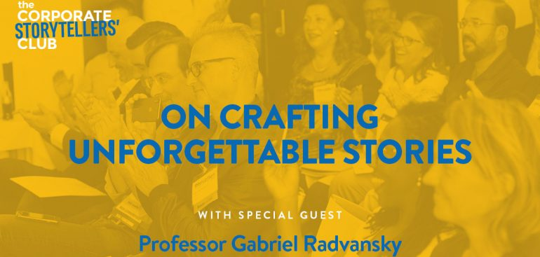 craft unforgettable stories
