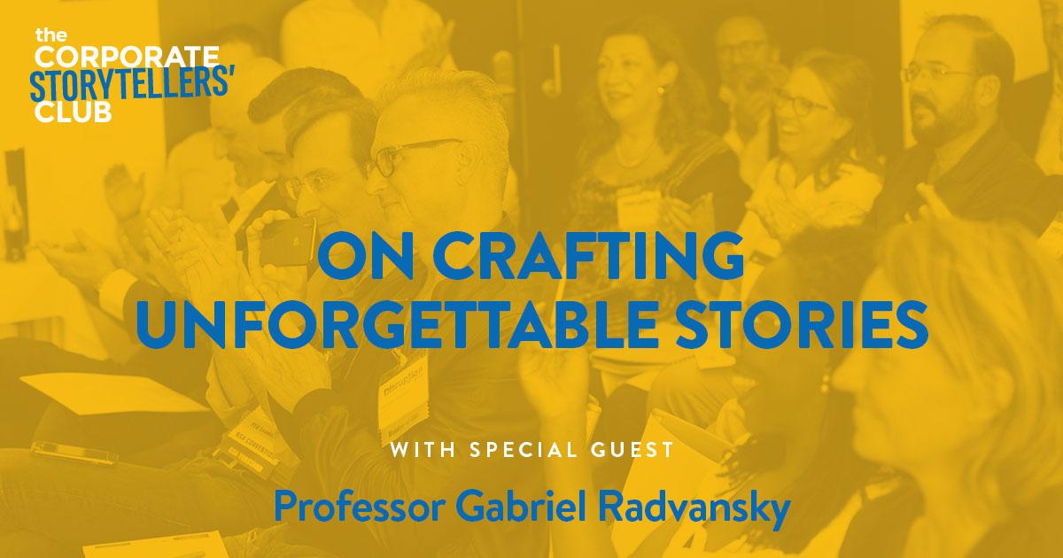 craft unforgettable stories