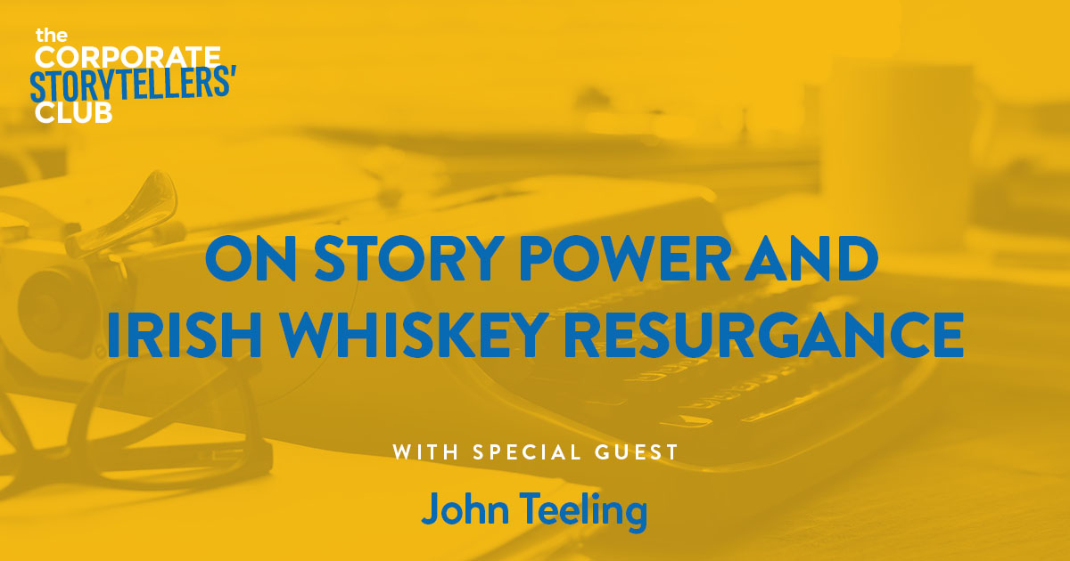 irish whiskey story power