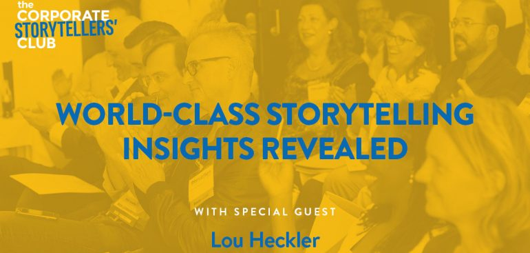 worldclass storytelling ideas