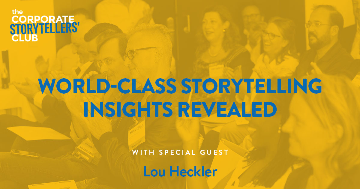 worldclass storytelling ideas