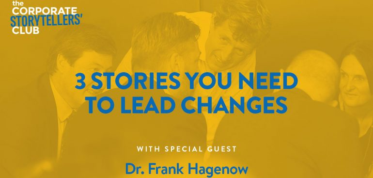 3 stories to lead change
