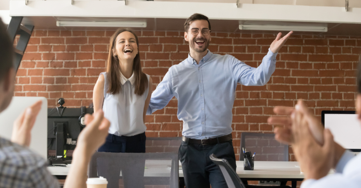 increase your speaking impact before you say a word