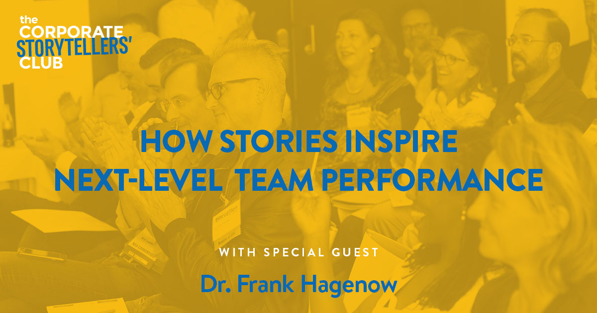 stories inspire team performance and motivation