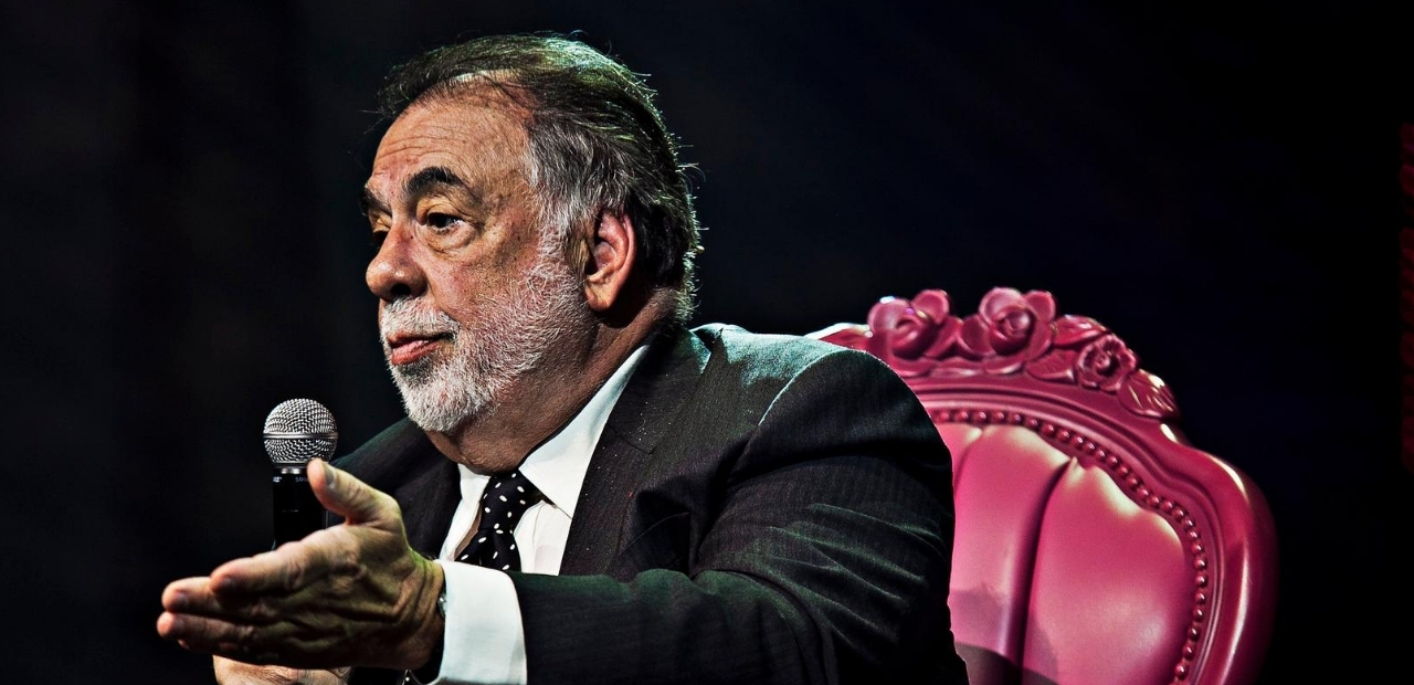 Business storytelling lessons and Francis Ford Coppola