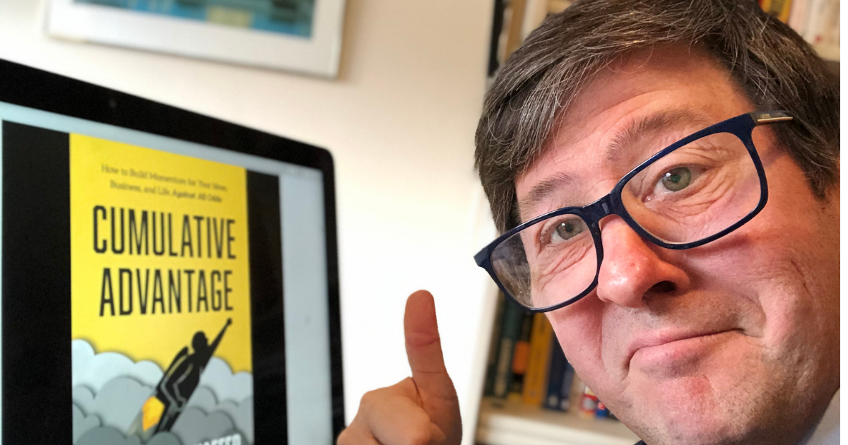 Mark Schaefer Cumulative Advantage Book Review